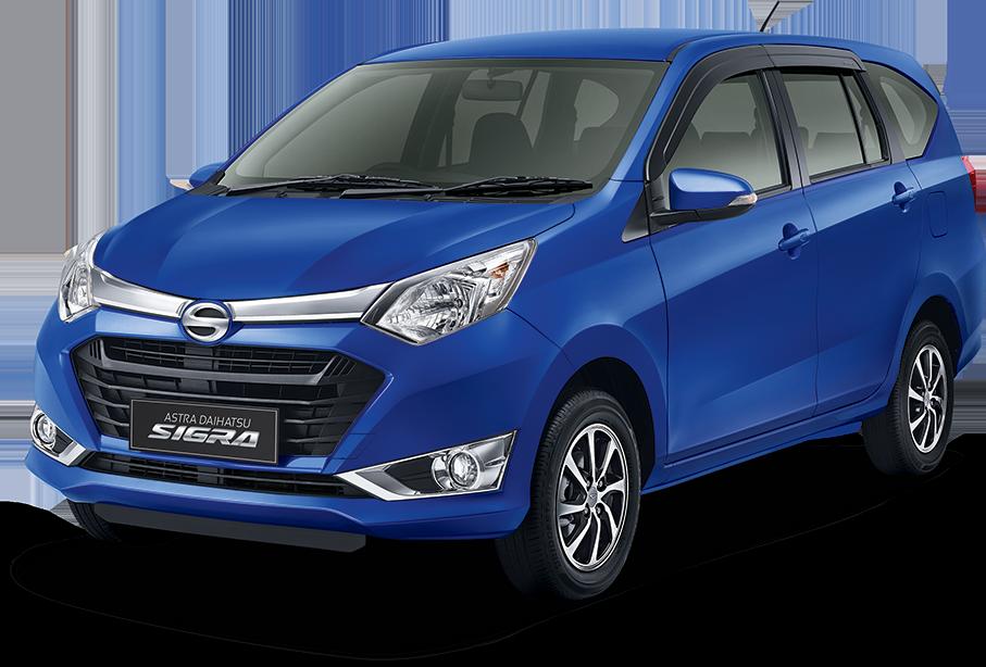 Astra Daihatsu SIGRA Hadir Dalam Berbagai Macam Pilihan